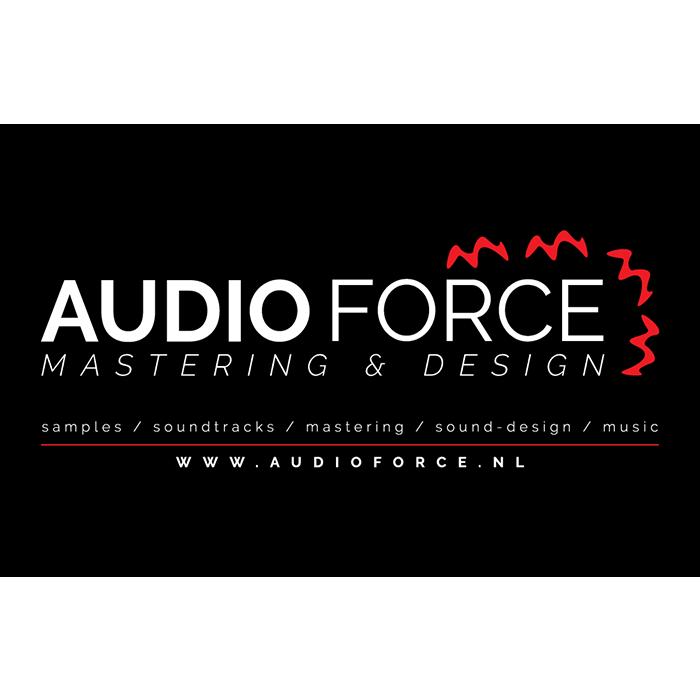 AudioForce Visitekaartje